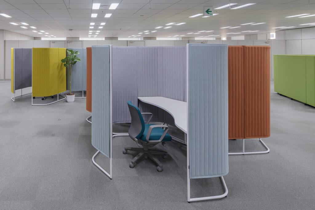 未来型オフィスプロトタイプ